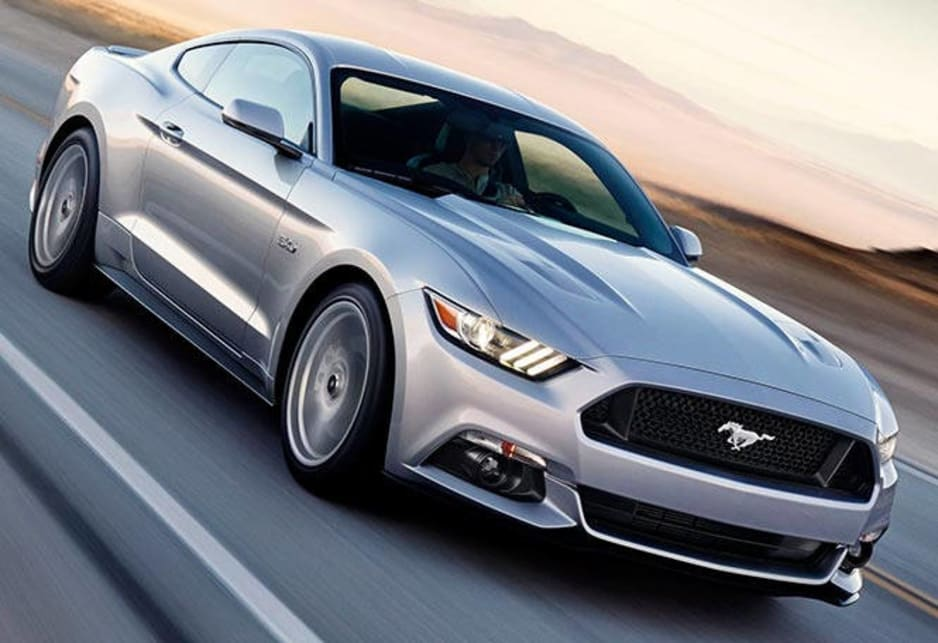 2015 Ford Mustang mega gallery