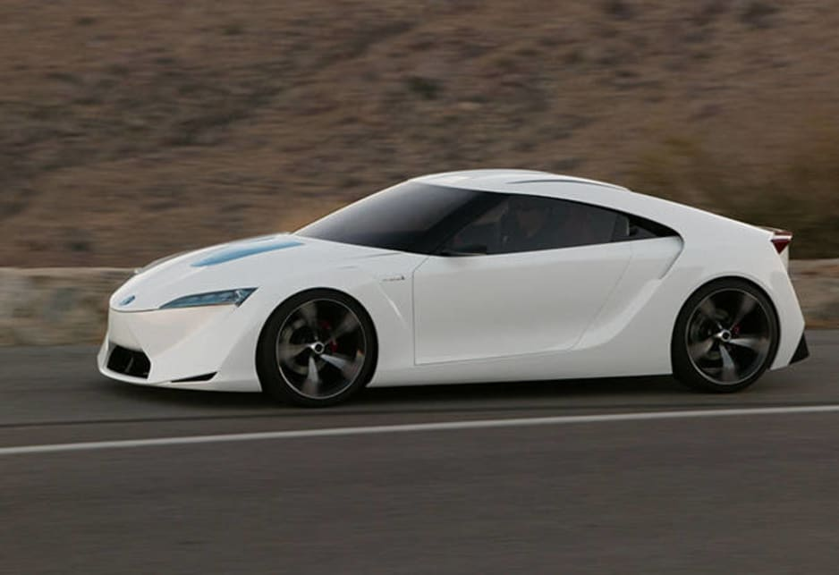 The FT-HS concept looked a likely Toyota Supra successor in 2007, and we could see a later version at Detroit.