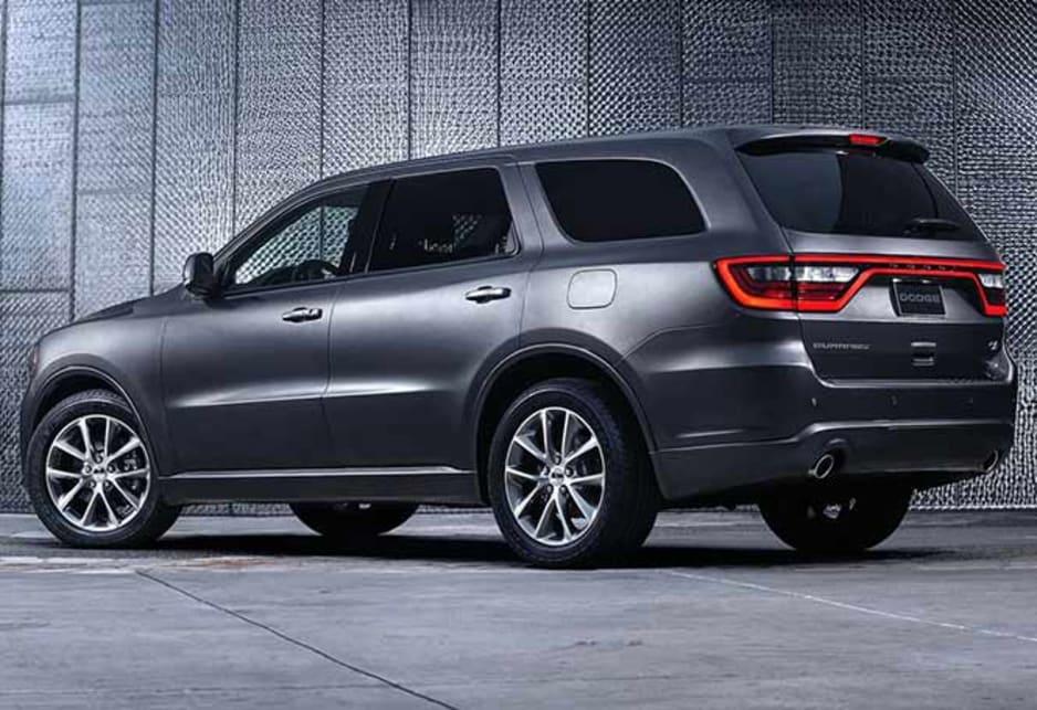 Dodge Durango on the way - Car News | CarsGuide