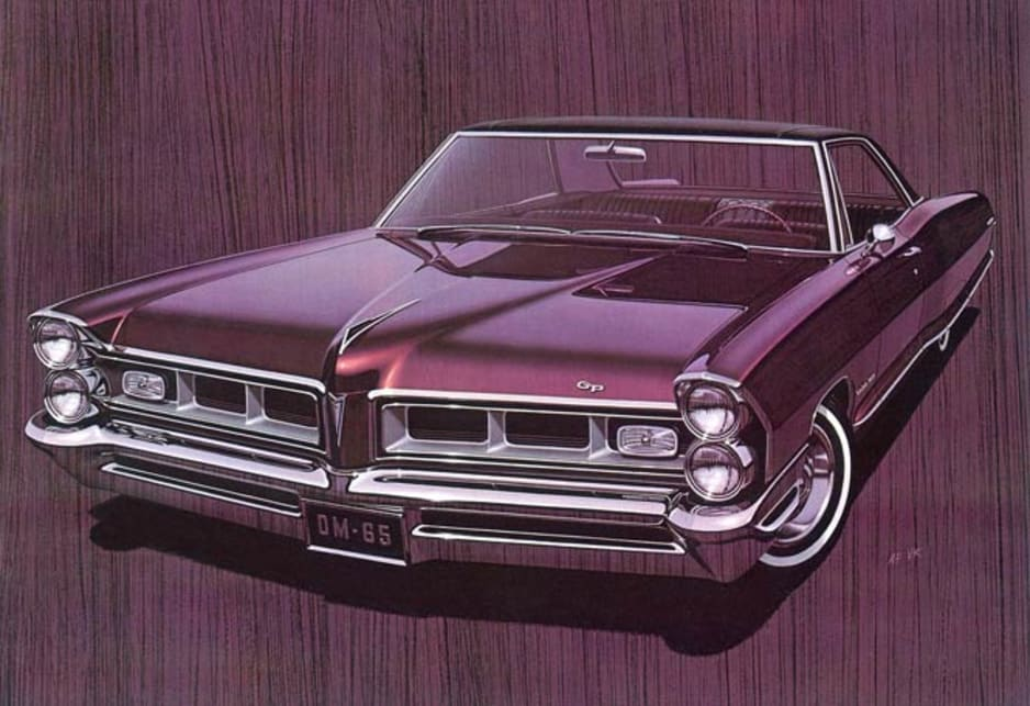 Their art appeared in Pontiac brochures and magazine ads.