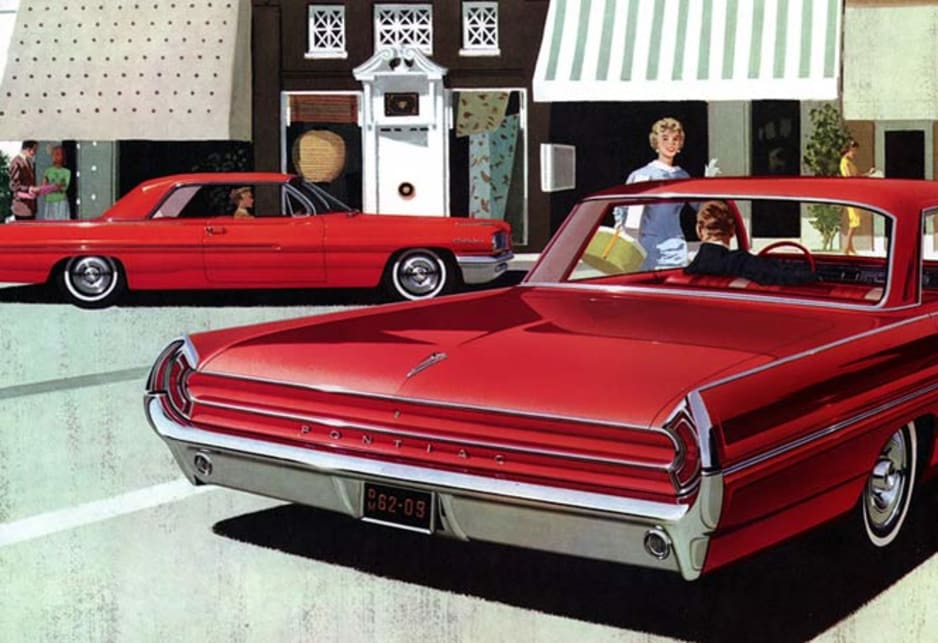 Pontiac's advertising campaigns in the 1960's are considered the best of the art form and had a lot to do with Pontiac's rise to the number three position in sales behind Chevrolet and Ford in the USA.