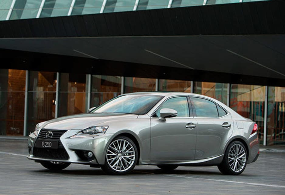 The ageing 2.5-litre V6 in the IS250 is good for 153kW and packs a reasonable punch when stirred thanks to good mid-range torque (252Nm). But it's time Lexus replaced it with a four-cylinder turbo and one is being developed.