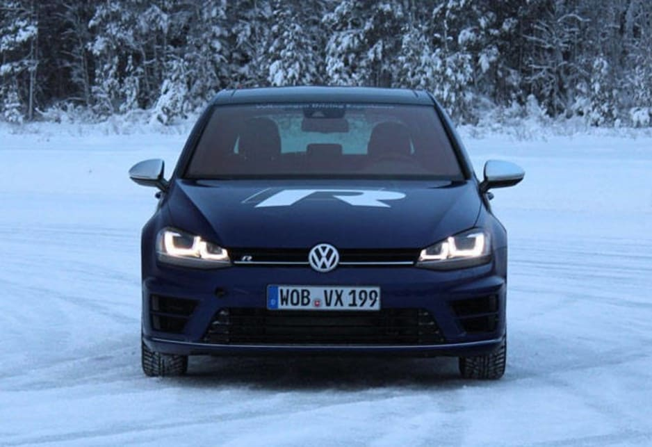 Ice driving demands both finesse and, at times, some aggressive manueuvres affecting steering and loading.