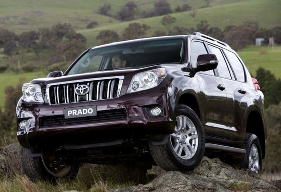 Used Toyota Land Cruiser Prado review: 2009-2012 | CarsGuide
