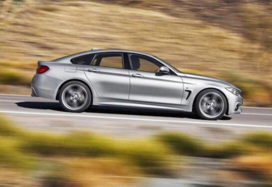 2014 BMW 4 Series Gran Coupe