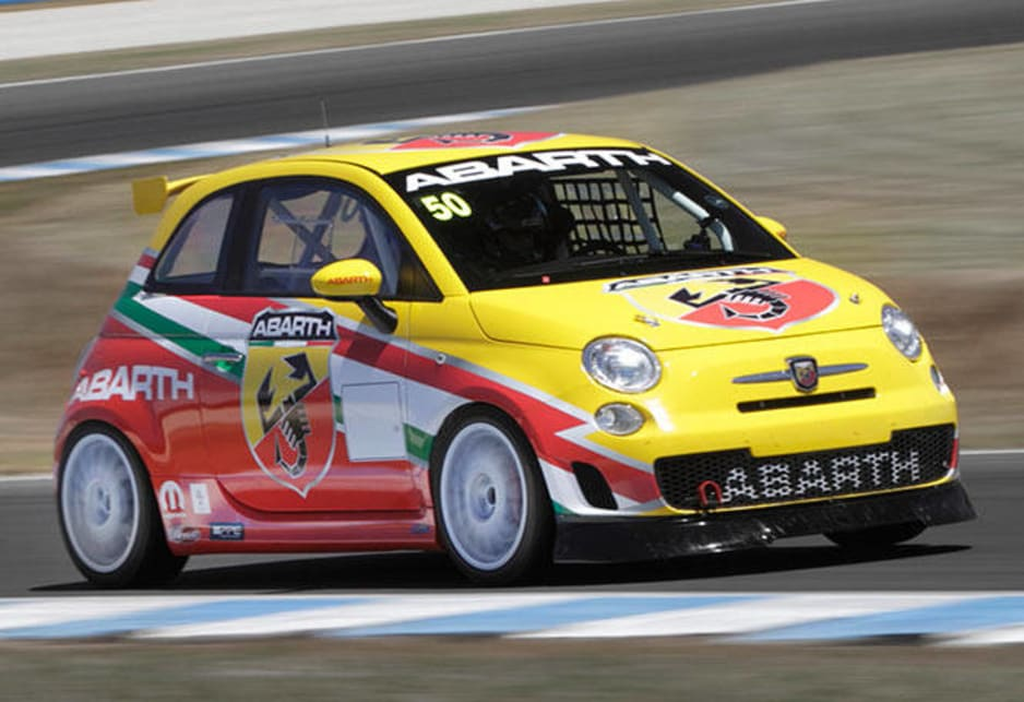 The two-car Fiat team has calculated that its cars will be lapped every five laps by the front-runners, which will average out to being overtaken every six seconds over the course of the race.
