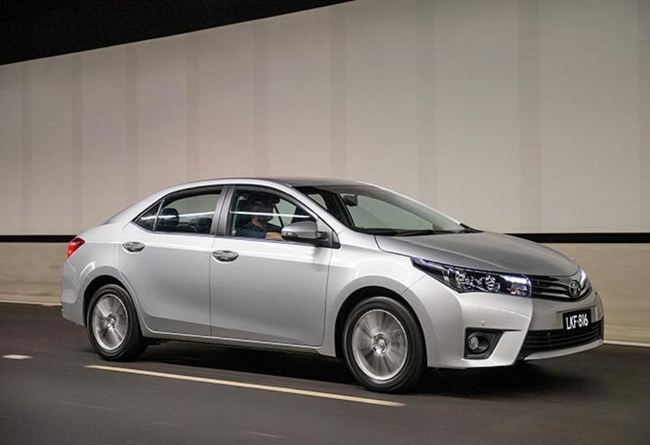 Toyota Corolla Sedan 2014 Review Carsguide