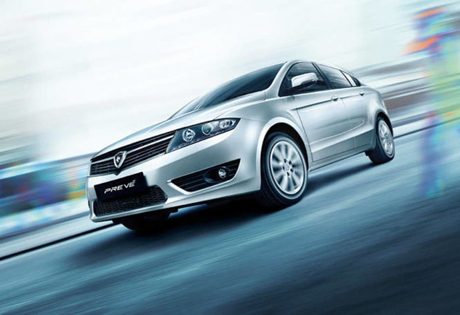 Proton has added the option of a turbocharged engine in a new model called Preve GXR Turbo.