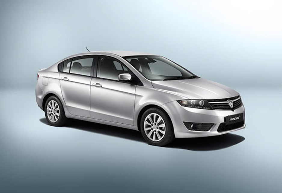 Proton Preve GXR sells from $23,990, a pretty good price in this class as the Malaysian maker tries to buy its way into a larger share of the Australian market.