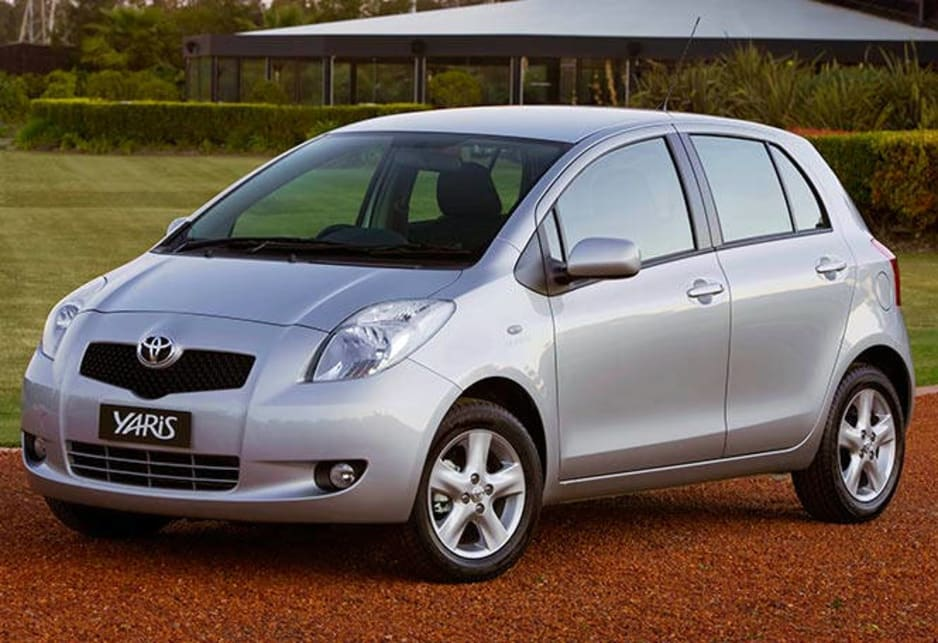 Toyota Yaris 2005 - 2013 review | used
