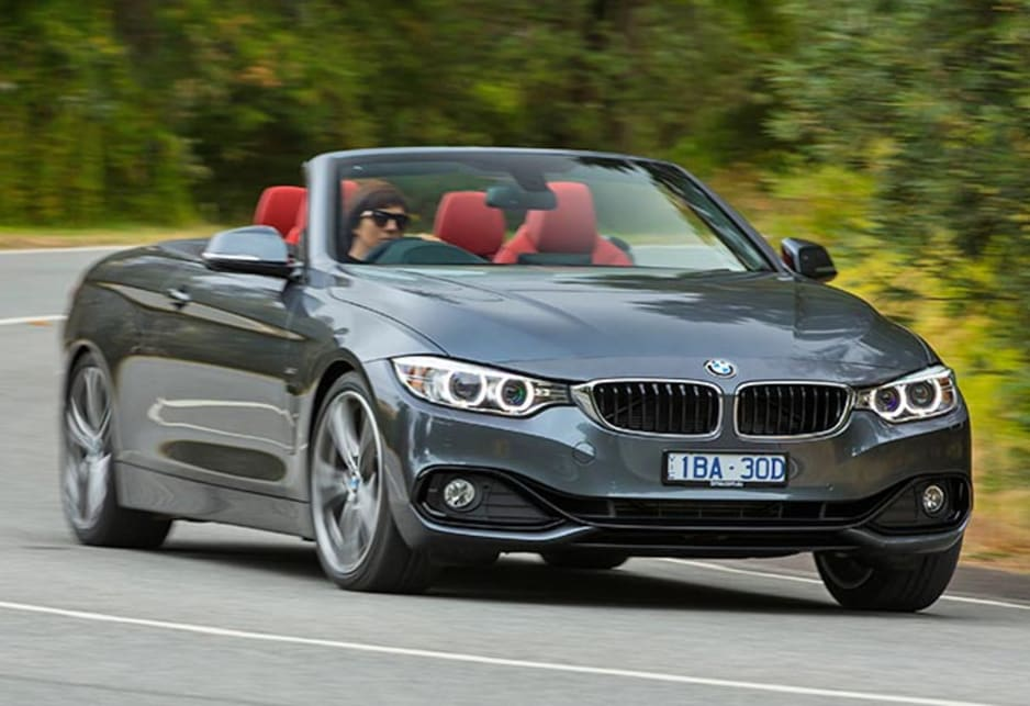 BMW 428I Convertible >> Bmw 428i Convertible 2014 Review Carsguide
