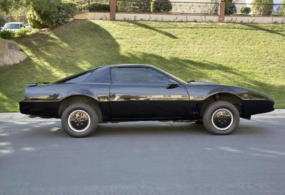 The Hoff's KITT for sale - Car News | CarsGuide