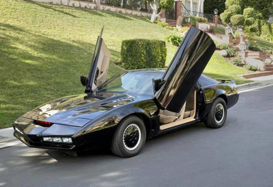 Knight Rider Car For Sale >> The Hoff S Kitt For Sale Car News Carsguide
