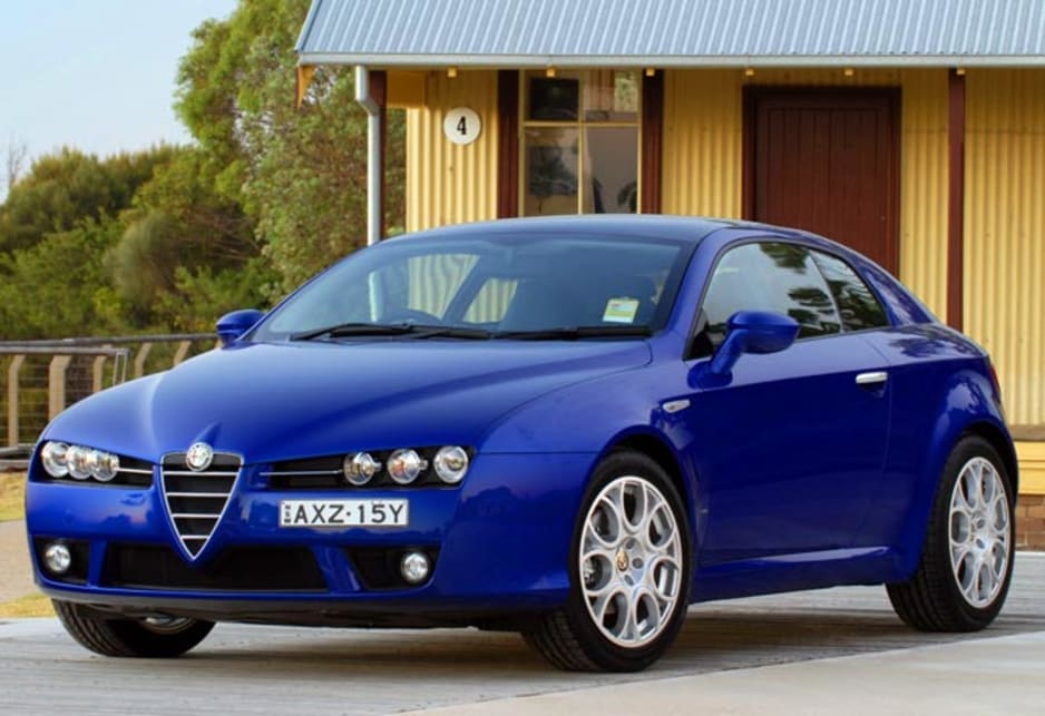 Alfa Romeo Brera 2006-2012 review | used