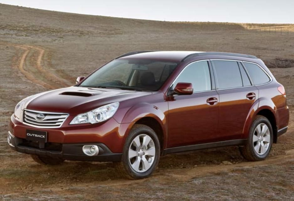 Used Subaru Outback review: 2009 | CarsGuide