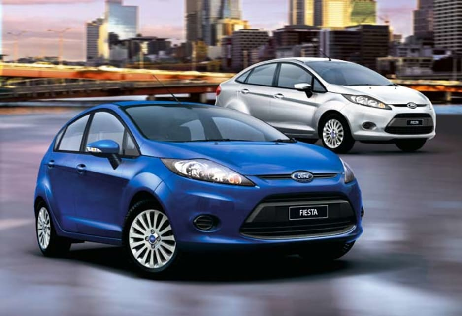 Ford Fiesta 2010 review | CarsGuide