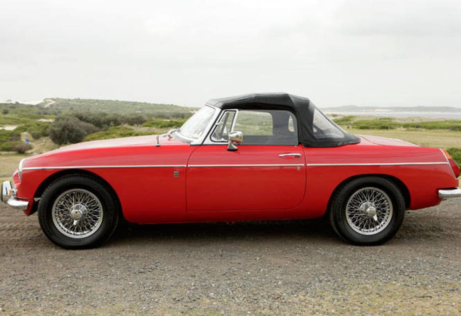 My 1971 MGB Mark 2 - Car News | CarsGuide