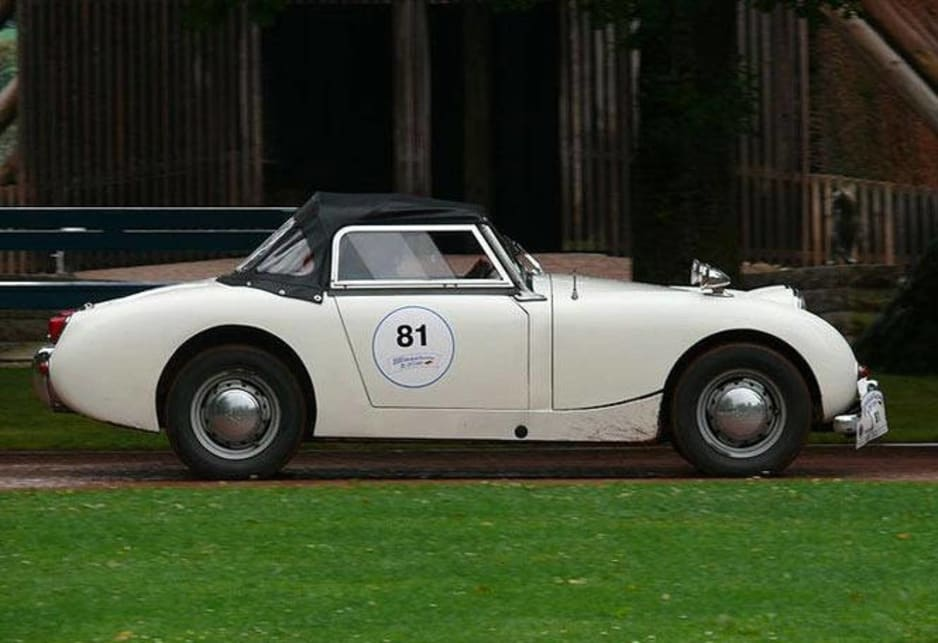 Austin Healey Sprite: car of the week