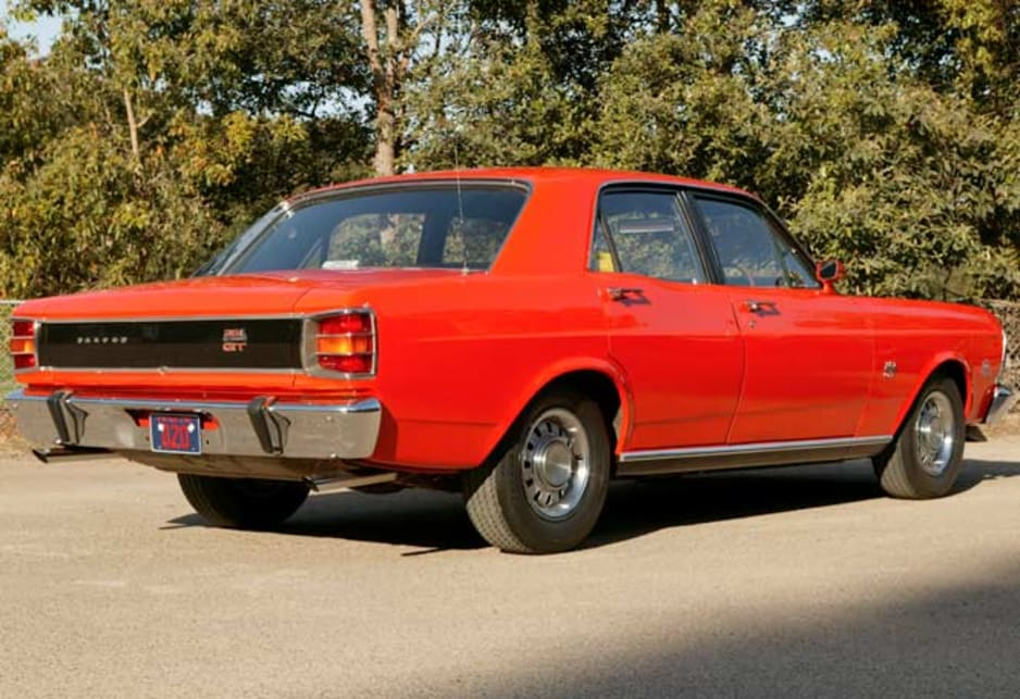 Ford Falcon GTHO car of the week - Car News | CarsGuide