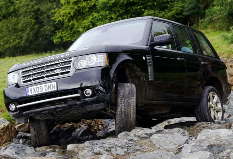 Range Rover Vogue 2009 Review | CarsGuide