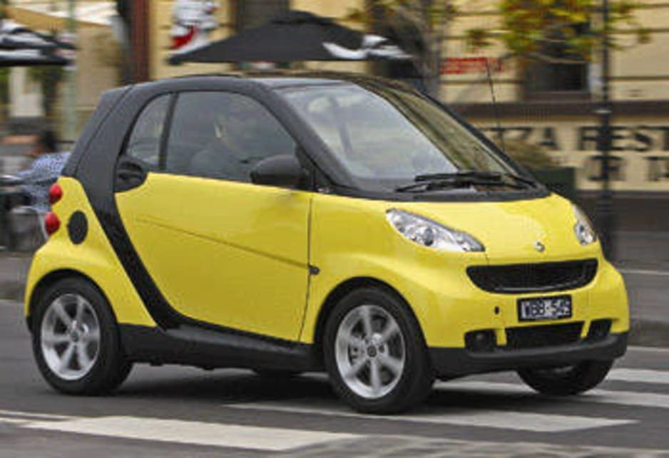 Smart ForTwo: does size really matter?
