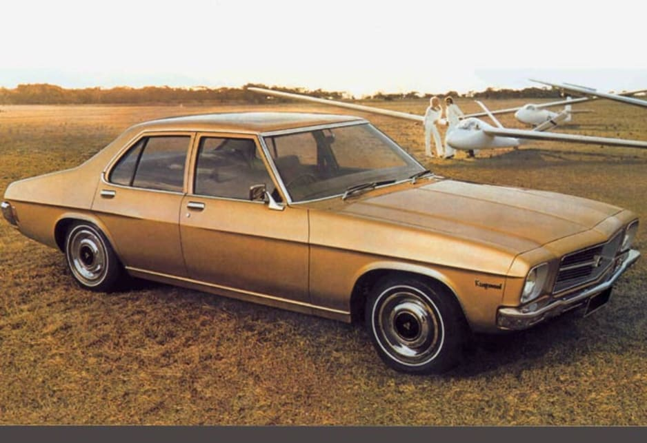(1971-1974) HQ Holden