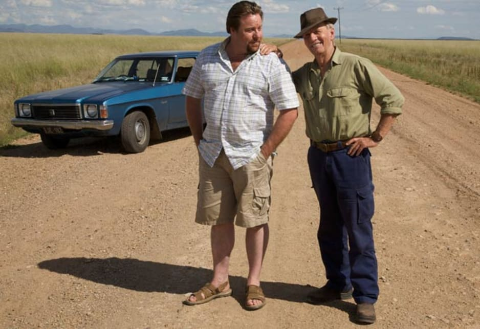 Charlie & Boots: Holden Kingswood, Shane Jacobson and Paul Hogan