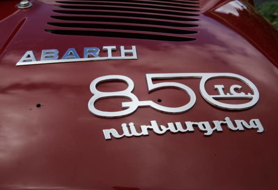 Fiat Abarth '850 TC Nurburgring'
