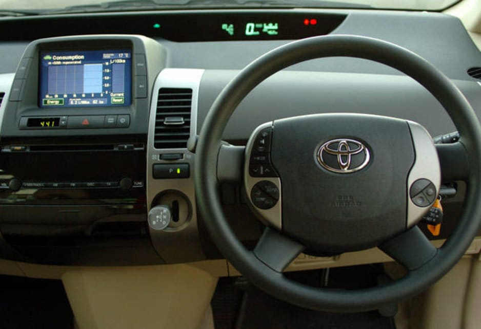 Used Toyota Prius review: 2003-2008 | CarsGuide