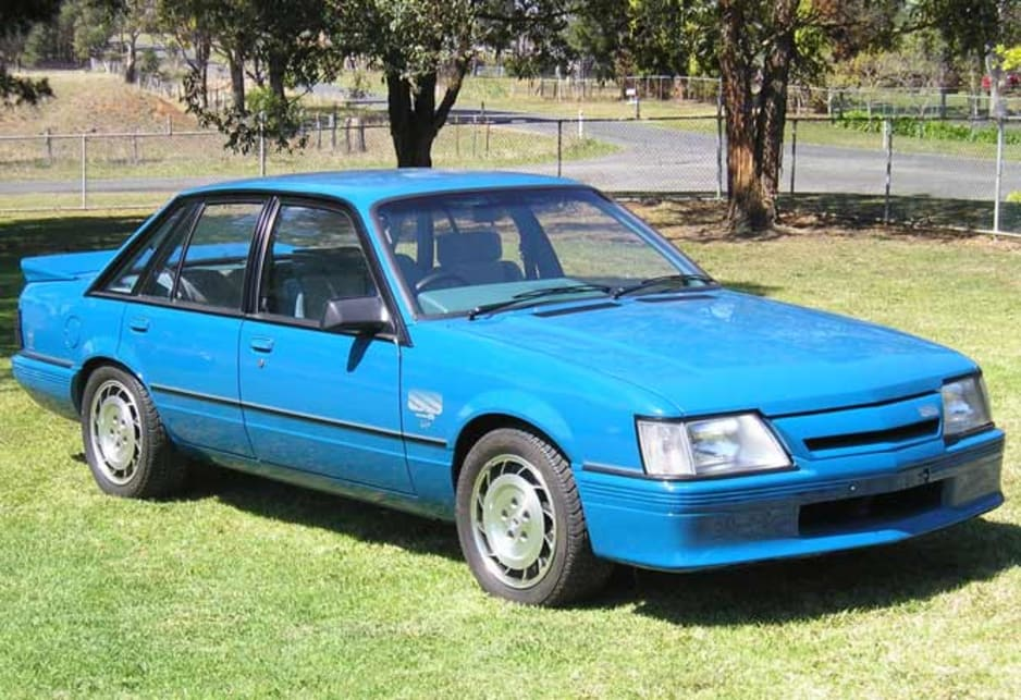 1985 HDT VK Commodore SS Group A