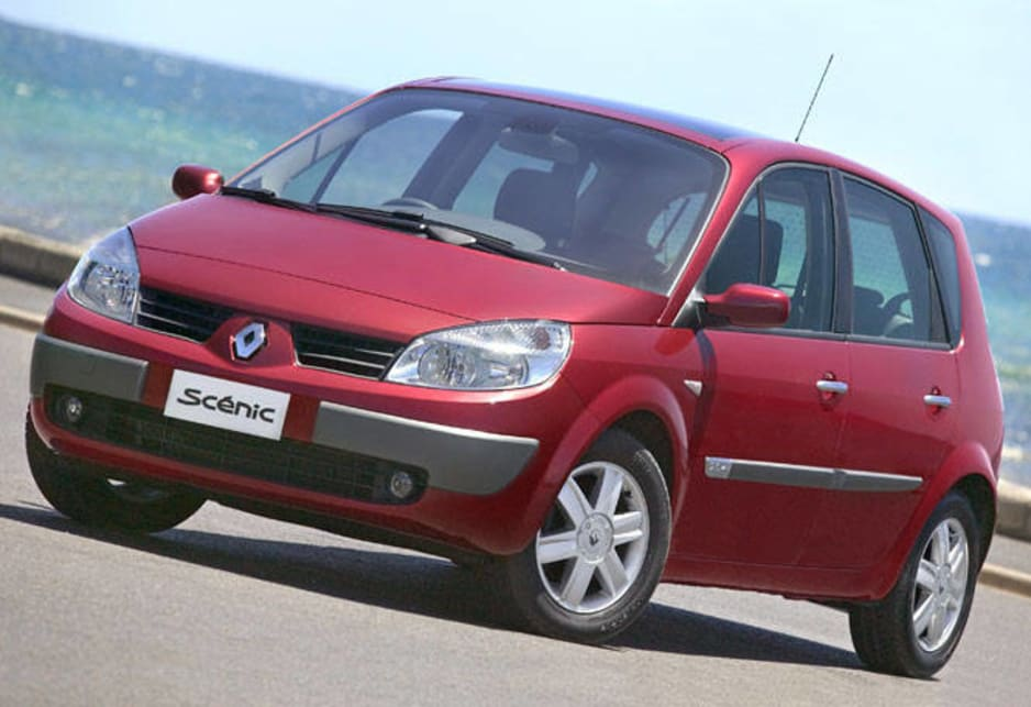 Used Renault Scenic review: 2001-2005 | CarsGuide