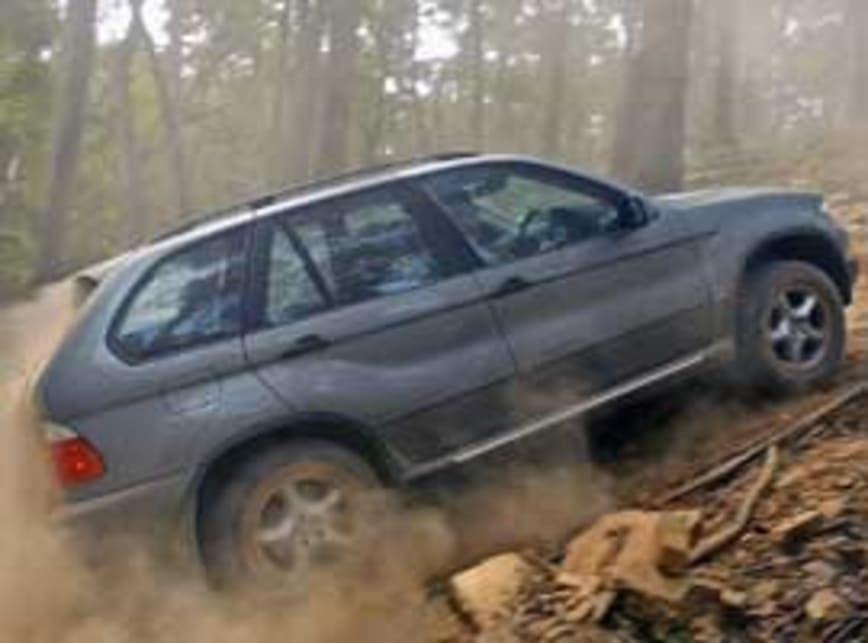 Bmw X5 2004 Review First Drive Carsguide