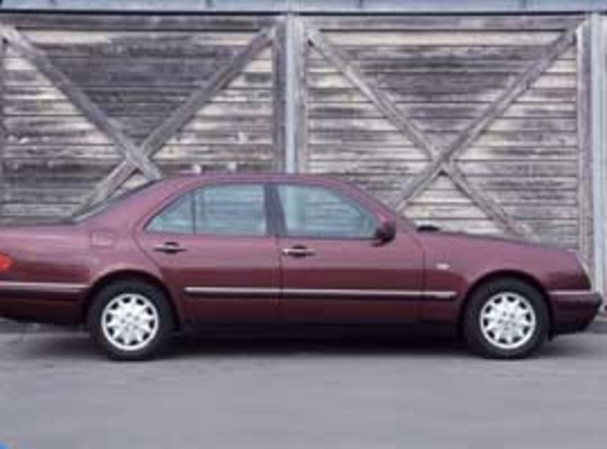 Used Mercedes E-Class review: 1996-1998   CarsGuide