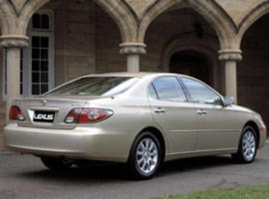 Lexus ES300 2004 Review