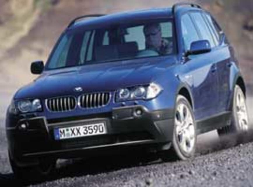 Bmw X3 2005 Review Carsguide