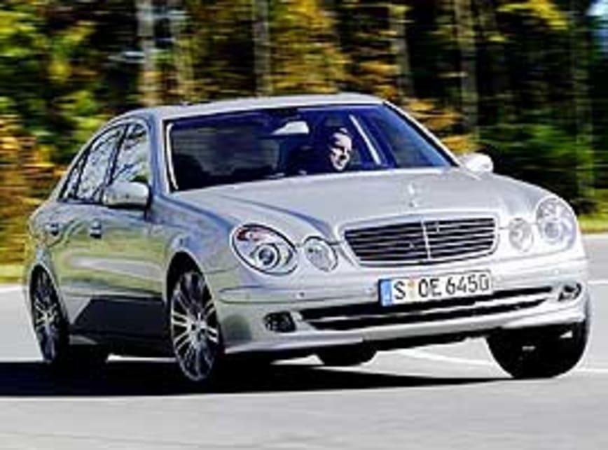 Mercedes-Benz E350 2005 review | CarsGuide