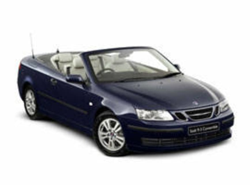 Saab 9-3 Linear convertible 2005 review | CarsGuide