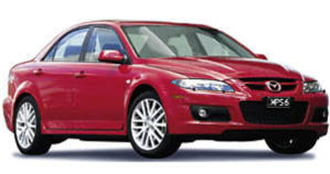 Mazda 6 MPS 2006 review | CarsGuide