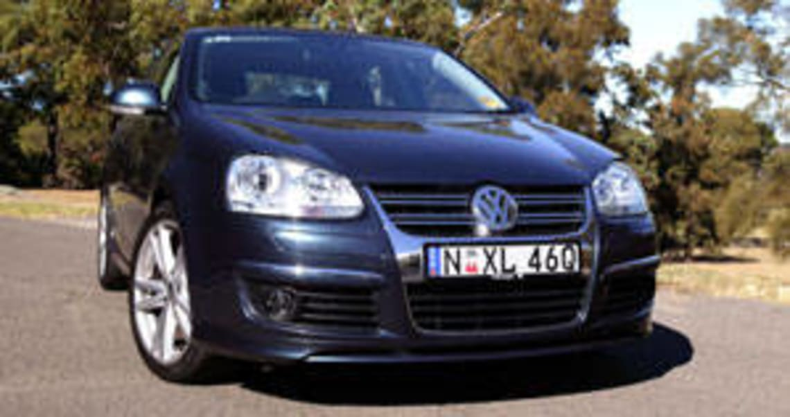 Volkswagen Jetta Fsi Sedan 2006 Review Carsguide