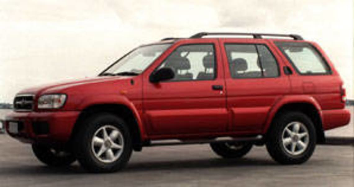 used nissan pathfinder review 1995 1998 carsguide used nissan pathfinder review 1995