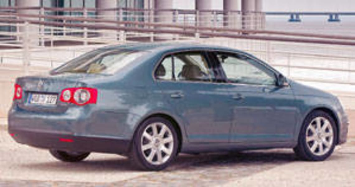 Volkswagen Jetta Tdi Sedan 2006 Review Carsguide