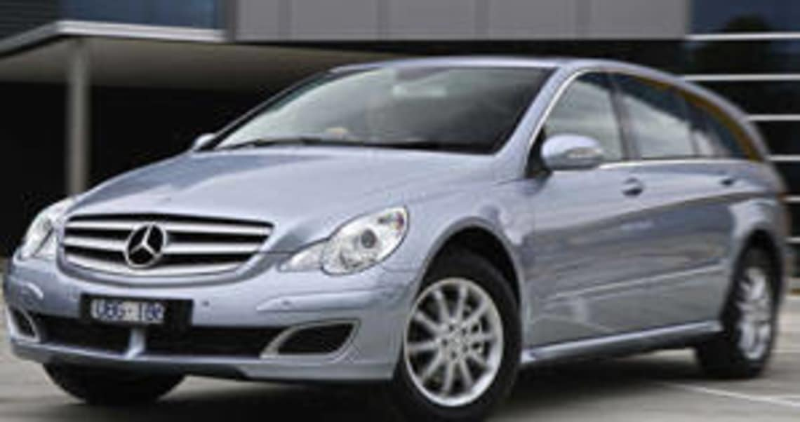 Mercedes R-Class 2006 Review | CarsGuide