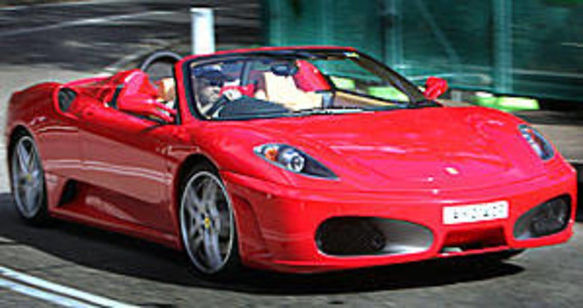 Ferrari F430 Spider 2006 Review Carsguide
