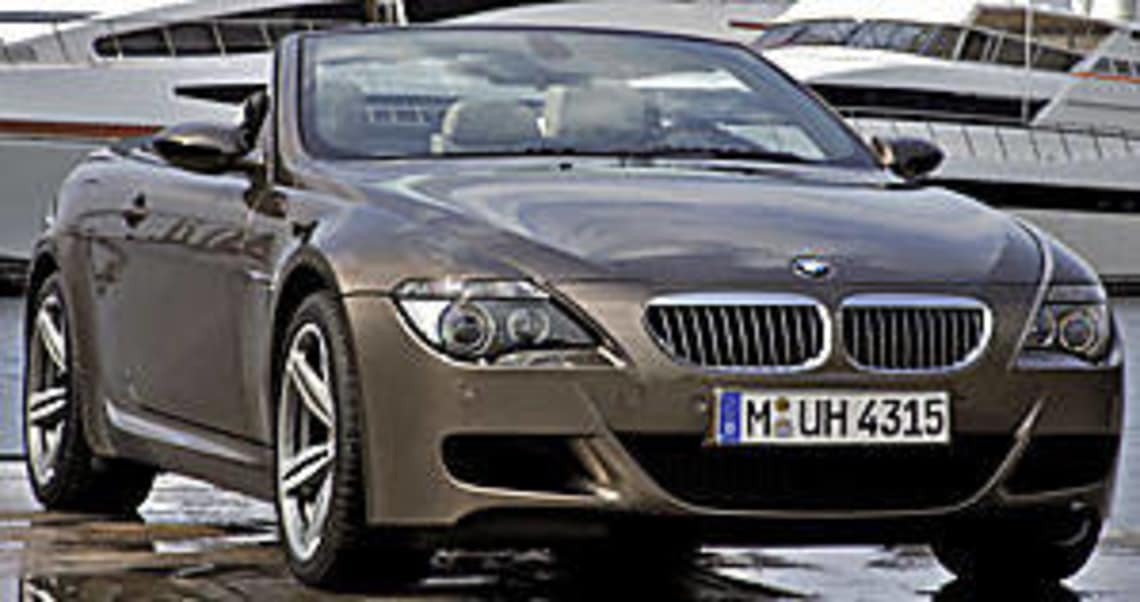 Bmw M6 2006 Review Carsguide