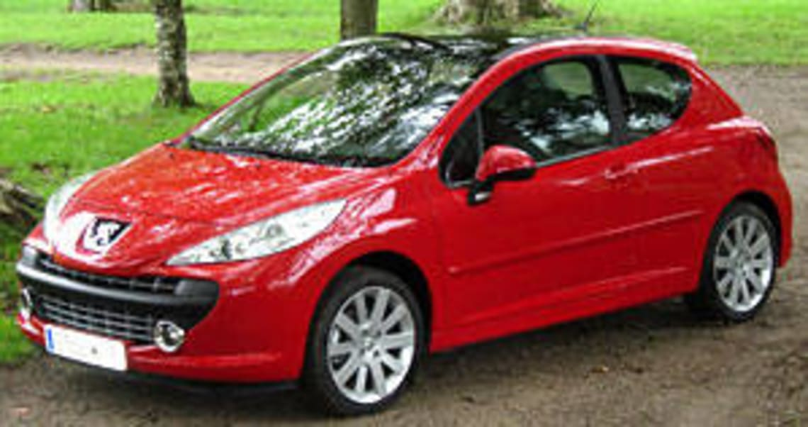 Peugeot 207 GT and GTI 2007 review | CarsGuide