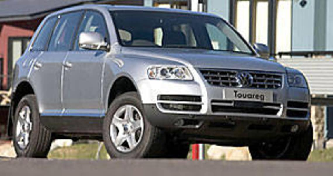 Vw Touareg 2006 Review Carsguide