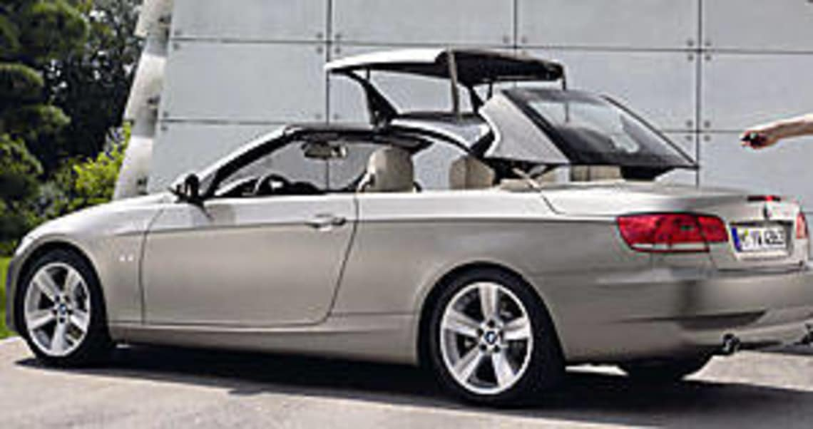 Bmw 3 Series Convertible Hardtop Arrives Car News Carsguide