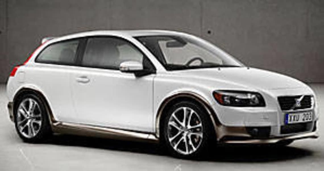 volvo c30 customised sporty compact  car news  carsguide