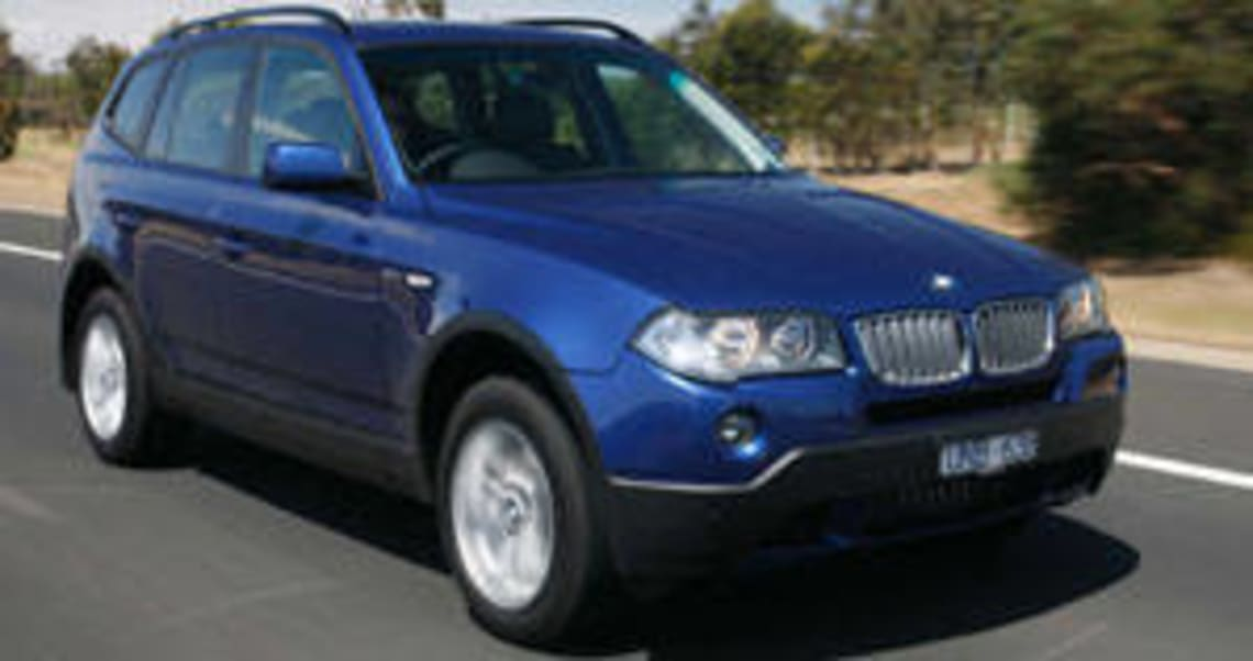 Bmw X3 2007 Review Carsguide