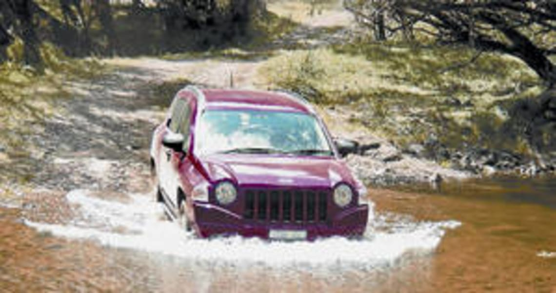 Jeep Compass 2007 Review Road Test Carsguide